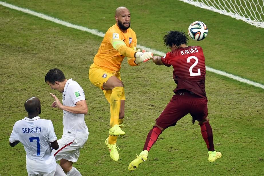 Ce résultat met toutefois le Portugal dans une... (Photo AFP)