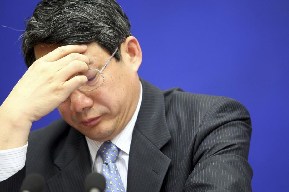 L'inculpation visant Liu Tienan a été rendue publique... (PHOTO ARCHIVES REUTERS/STRINGER)