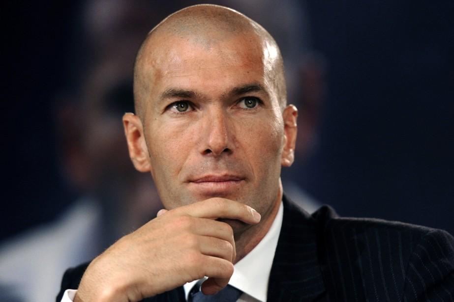 Zinédine Zidane... (Photo Javier Soriano, archives AFP)