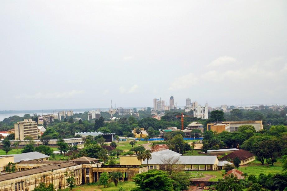 Photo de la ville de Kinshasa en République... (Photo tirée de Wikipédia)