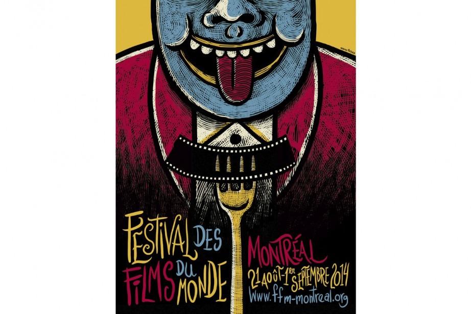 L'affiche du FFM, une des plus belles de... (Photo: fournie par le FFM)