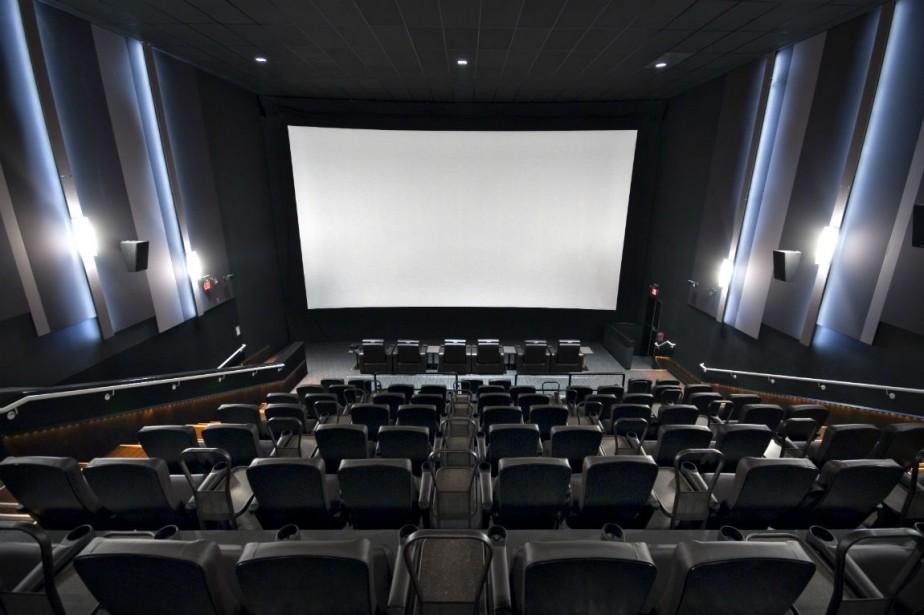 L'achalandage des salles de Cineplex a augmenté de... (Photo fournie par Cineplex Divertissement)