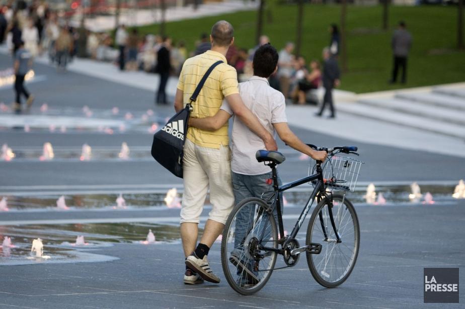 Environ 13% des crimes étaient motivées par la... (Photo archives La Presse)