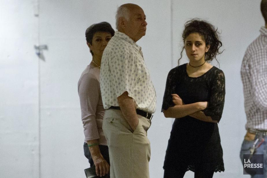 Yalda Machouf-Khadir a été acquittée des accusations de... (Photo Olivier Jean, La Presse)