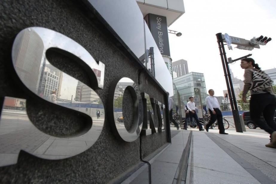 Le retour de Sony à une situation financière... (Photo Shizuo Kambayashi, archives AP)