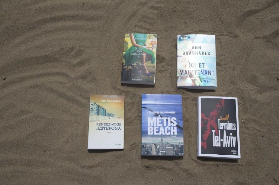 Que lire cet été? Voici plus de 20 suggestions de livres à savourer pendant la...