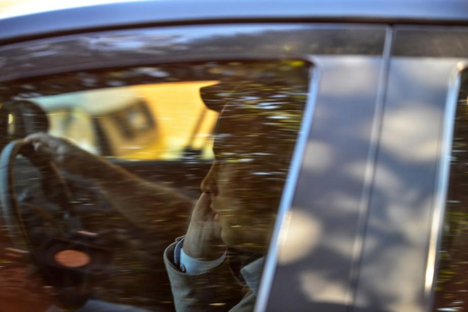 Accusé d'avoir sciemment tué sa petite amie après... (PHOTO MUJAHID SAFODIEN, ARCHIVES AFP)