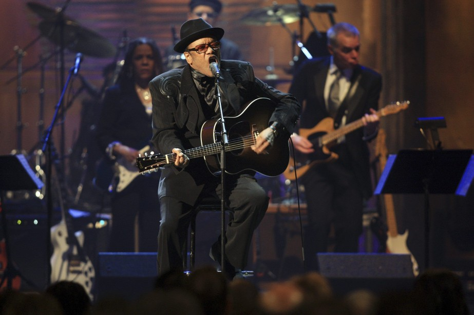 Bobby Womack, en 2009... (Photo Aaron Josefczyk, archives Reuters)