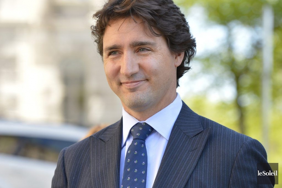 Justin Trudeau... (Photo Yan Doublet, Le Soleil)