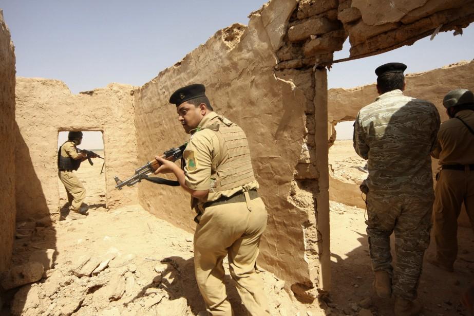 L'offensive fulgurante lancée le 9 juin par les... (PHOTO REUTERS)