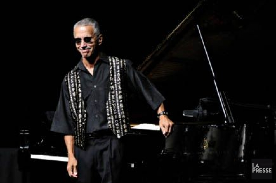 Keith Jarrett a donné un spectacle samedi à... (Photo Bernard Brault, La Presse)