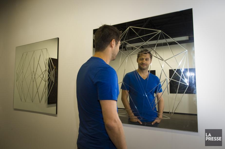 Les reconstitutions exposées à la galerie Division ressemblent... (Photo André Pichette, La Presse)