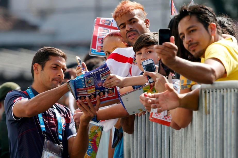 Comment ne pas s'enthousiasmer de la performance des... (Photo Paul Whitaker, Reuters)