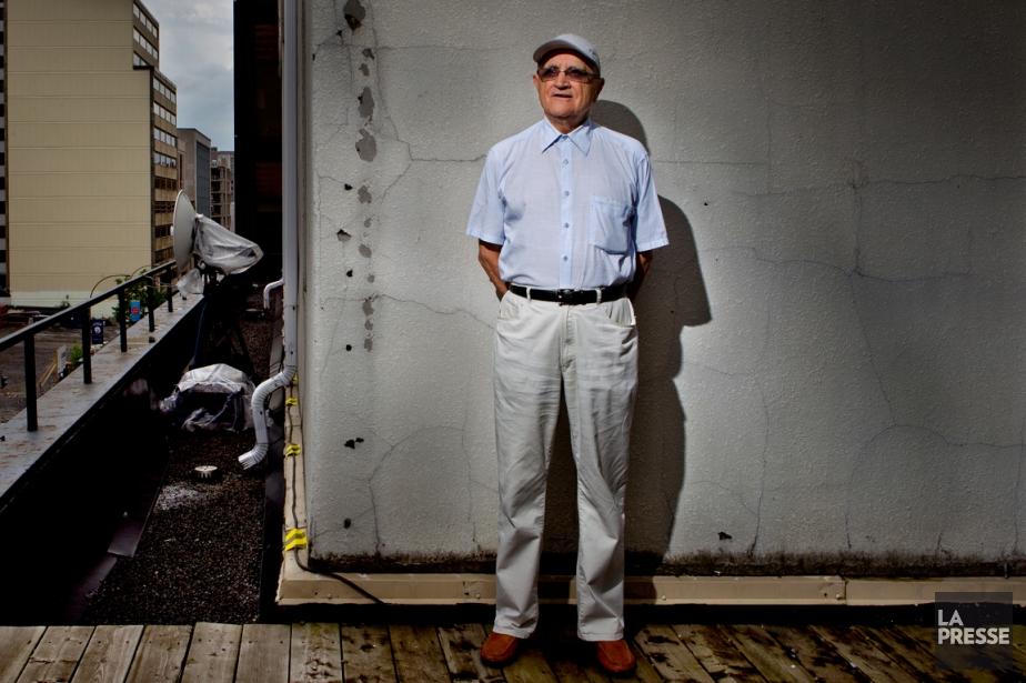 Serge Losique... (PHOTO: MARCO CAMPANOZZI, ARCHIVES LA PRESSE)