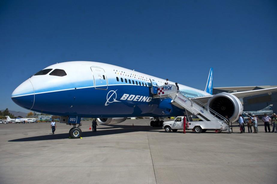 Le patron de Boeing aurait perçu 23,3 millions... (Photo Claudio SANTANA, archives Reuters)