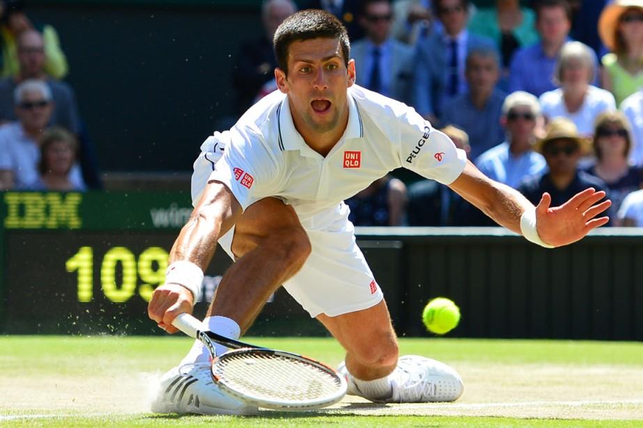 Novak Djokovic est en quête d'un septième titre... (Photo Carl Court, AFP)