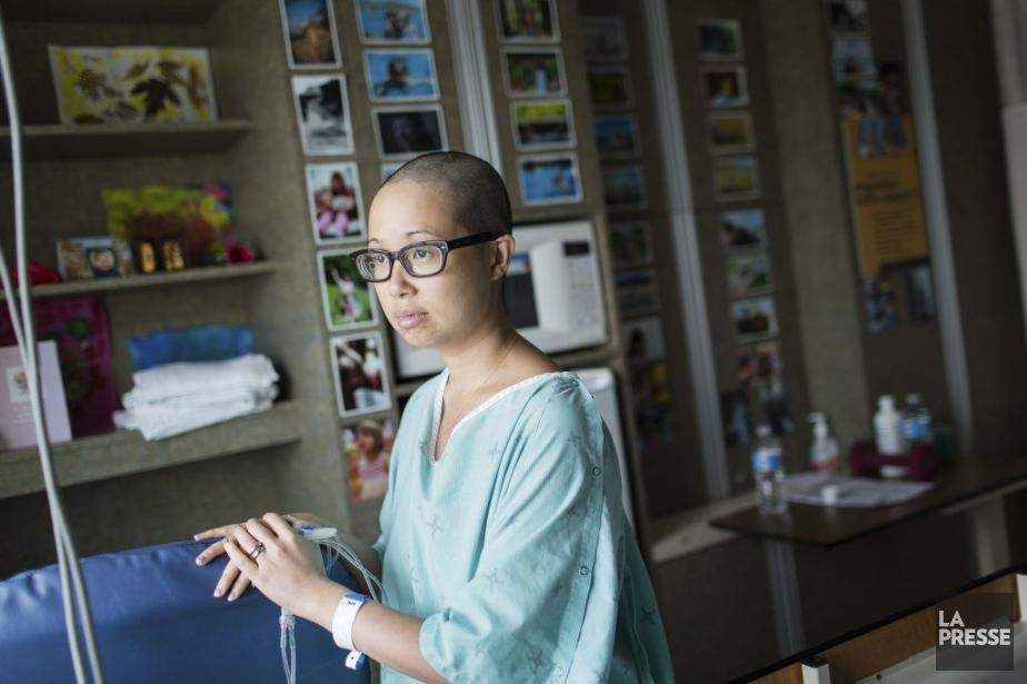 À 34 ans, Mai Duongsouffre d'une rechute de... (PHOTO EDOUARD PLANTE-FRECHETTE, LA PRESSE)