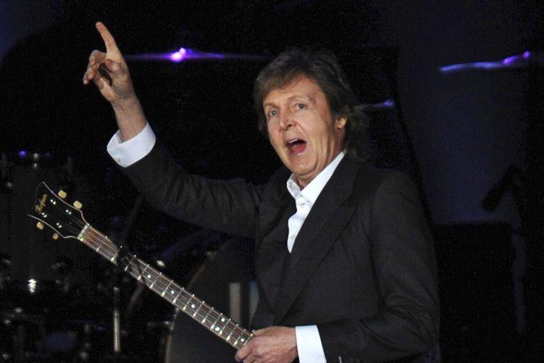Paul McCartney... (Photo: archives AFP)