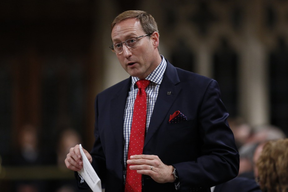 Le ministre fédéral de la Justice, Peter Mackay.... (Photo Chris Wattie, archives Reuters)