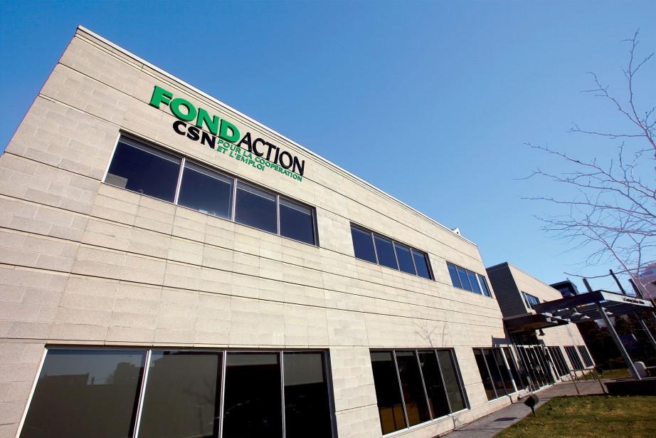 Fondaction, le fonds d'investissement de la... (Photo fournie par Fondaction)
