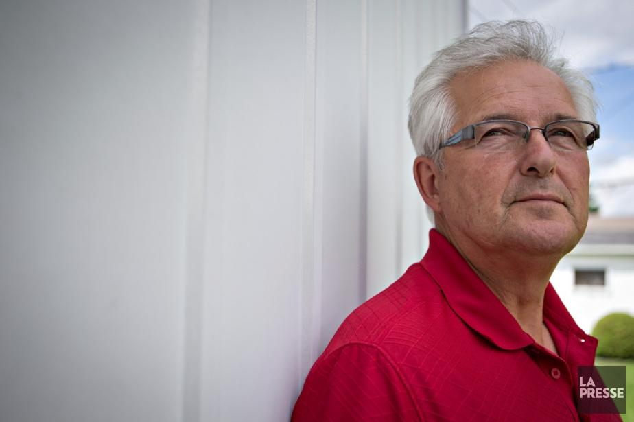 Robert Corriveau est la victime oubliée de l'attentat... (PHOTO OLIVIER JEAN, LA PRESSE)