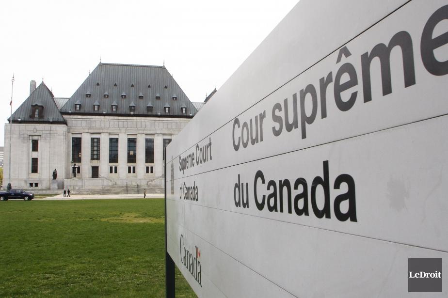 La Cour suprême du Canada.... (PHOTO ARCHIVES LEDROIT)