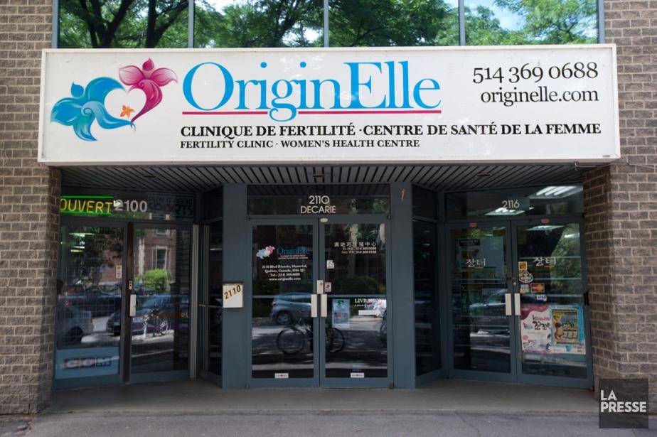 La clinique OriginElle est réputée dans le milieu... (PHOTO ROBERT SKINNER, LA PRESSE)