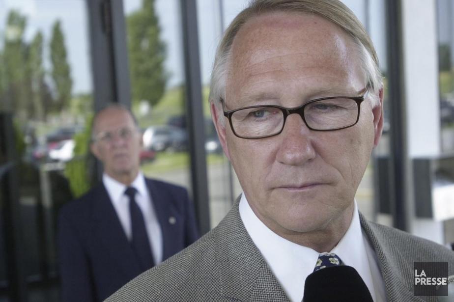 L'ancien maire de Montréal Gérald Tremblay... (Photo Robert Skinner, archives La Presse)