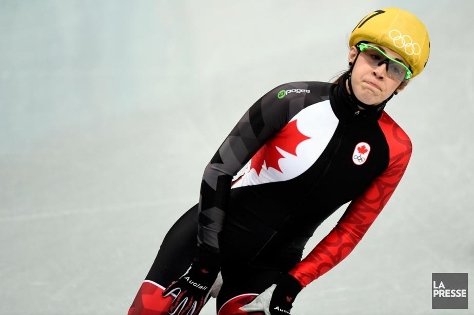Valérie Maltais préfère se consacrer au patinage à... (Photo Bernard Brault, archives La Presse)