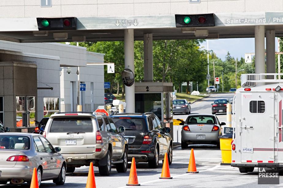 Plusieurs Québécois ont notamment pris la route des... (PHOTO ANNE GAUTHIER, ARCHIVES LA PRESSE)