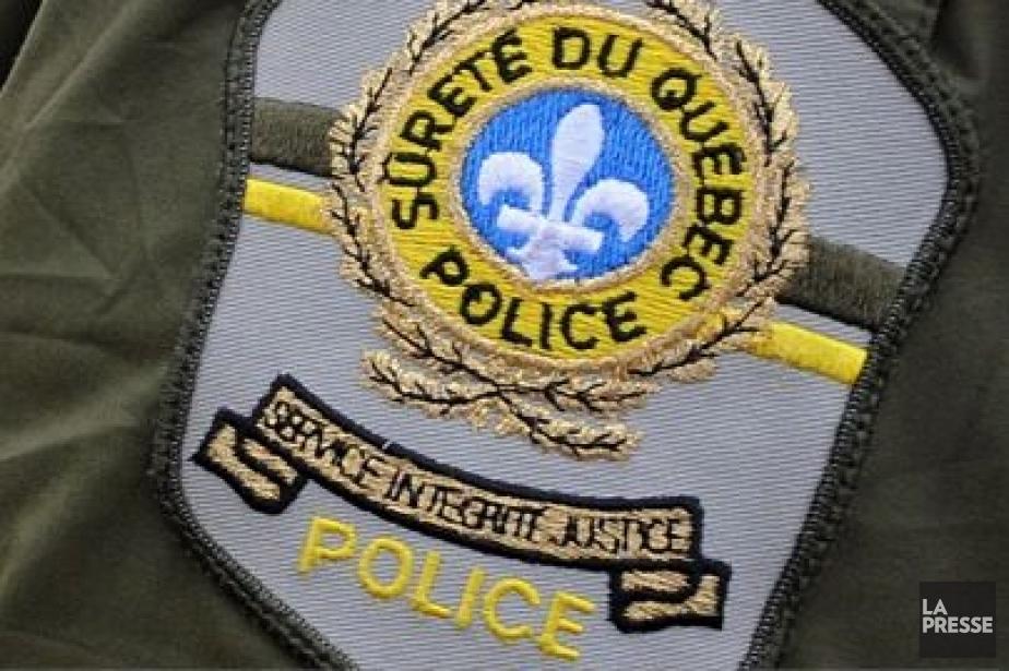 Un homme est mort à Saint-Siméon, en Gaspésie,... (PHOTO ARCHIVES LA PRESSE)