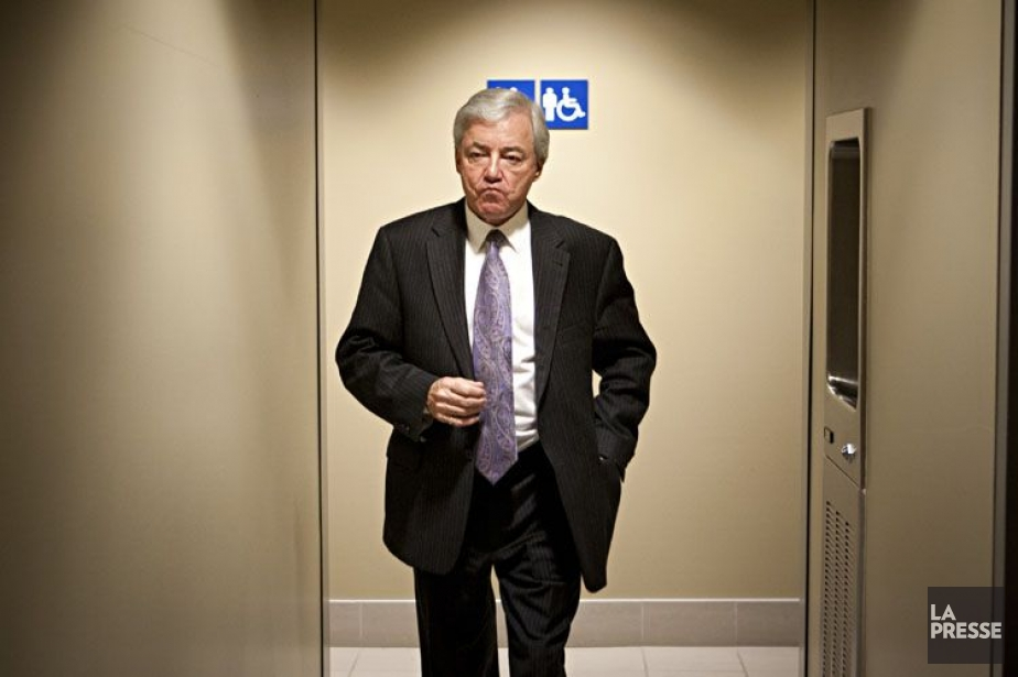 L'ingénieur Gilles Vézina.... (Photo: François Roy, archives La Presse)