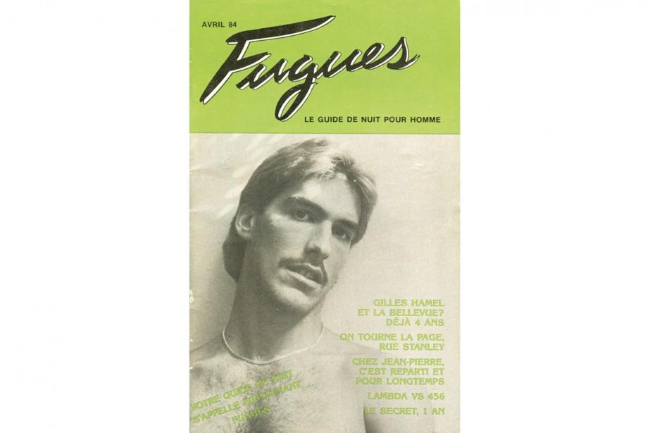 Le premier numéro du magazine Fugues est paru... (Photo: fournie par Fugues)