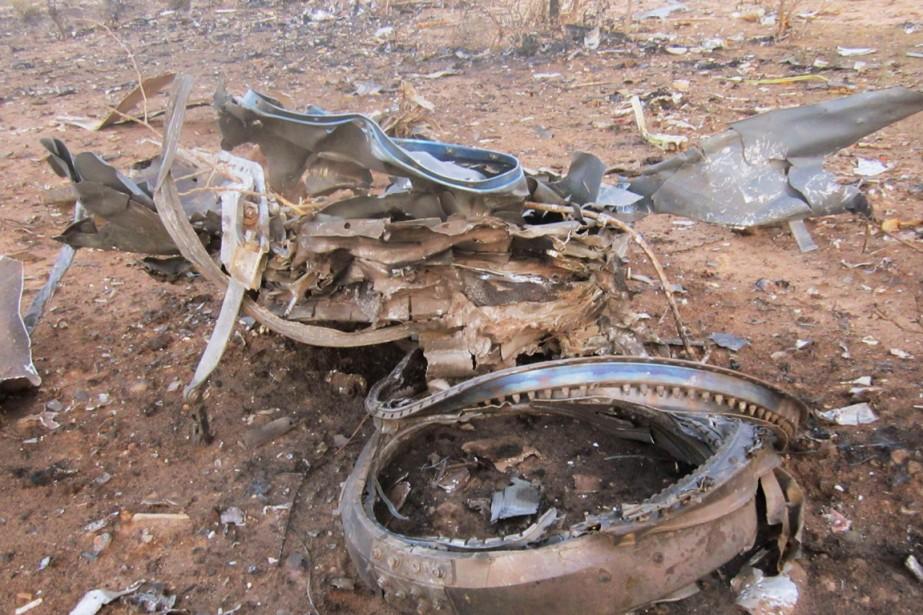 La cause de l'écrasement du vol d'Air Algérie... (PHOTO REUTERS/ARMÉE DU BURKINA FASO)