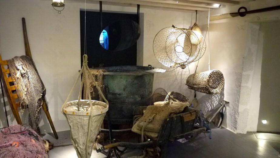 La citadelle abrite le musée d'histoire maritime de la ville. (Photo Philippine de Tinguy, collaboration spéciale)