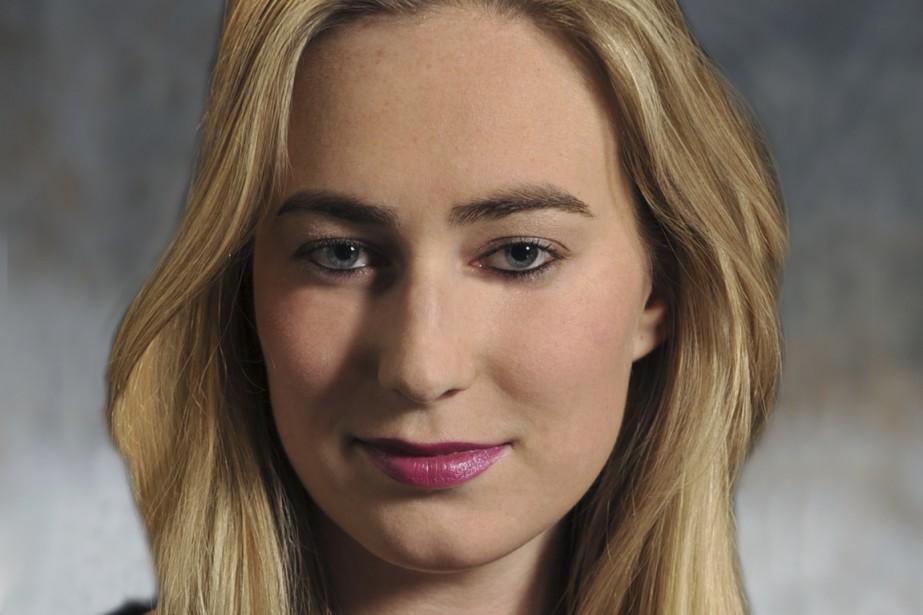 Alexandra Dionne Charest s'est récemment inscrite au Registre... (PHOTO TIRÉE DU SITE D'IMPACT CANADA)