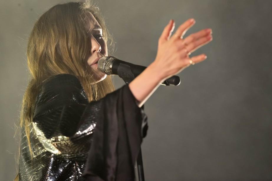 Pour la chanteuse suédoise Lykke Li, l'album I... (PHOTO ARCHIVES REUTERS)