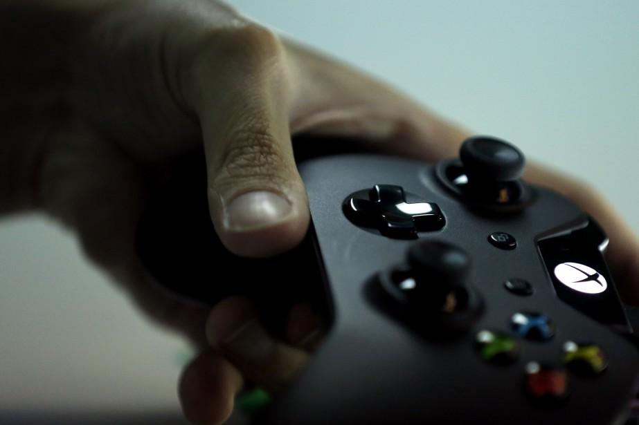 Les jeux vidéo sont le segment qui enregistre... (Photo Kiyoshi Ota, Bloomberg)