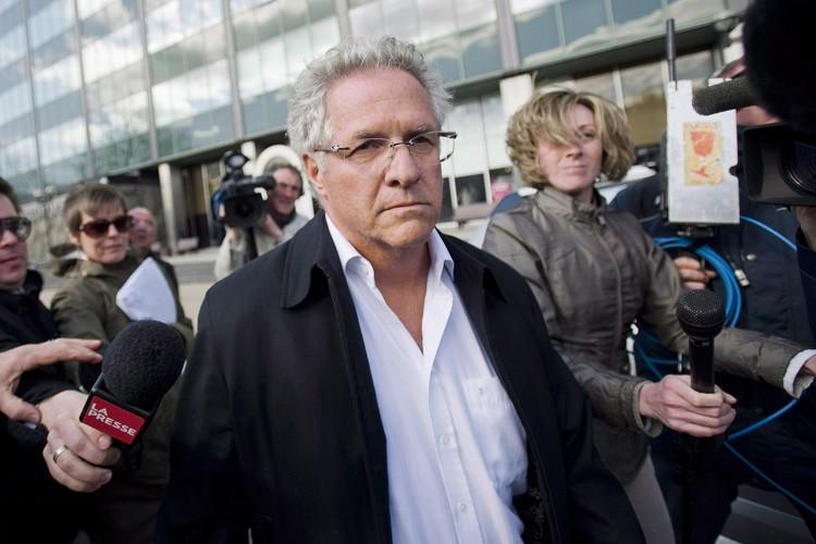 Depuis un an, l'homme d'affaires Tony Accurso multiplie... (PHOTO GRAHAM HUGHES, ARCHIVES LA PRESSE CANADIENNE)