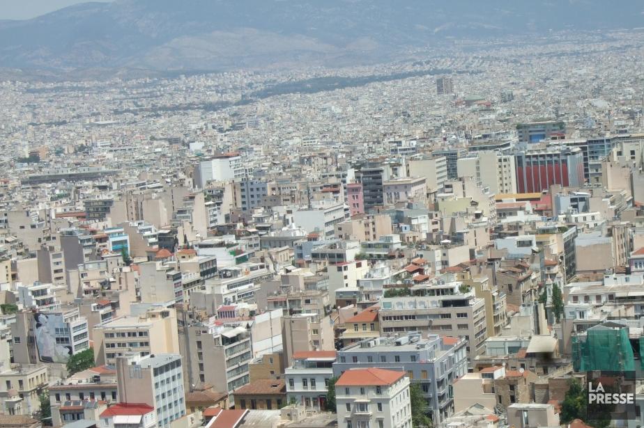 Athènes... (PHOTO ANDRÉ LEBEL, ARCHIVES LA PRESSE)