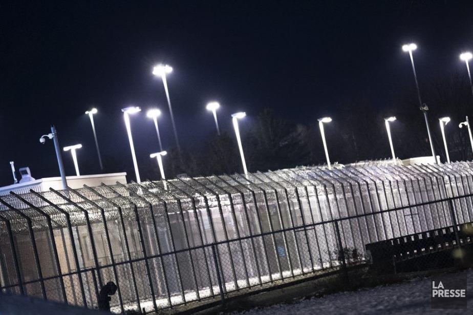 Les détenus et prévenus des Centres de détention... (PHOTO ÉDOUARD PLANTE-FRÉCHETTE, LA PRESSE)