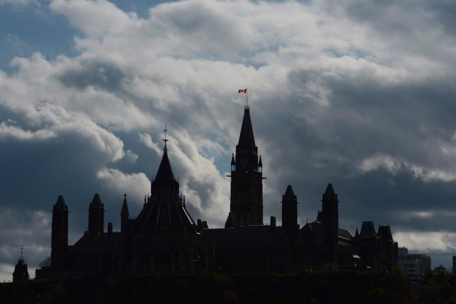 Jeudi, Statistique Canada a annoncé que le produit... (PHOTO SEAN KILPATRICK, ARCHIVES PC)