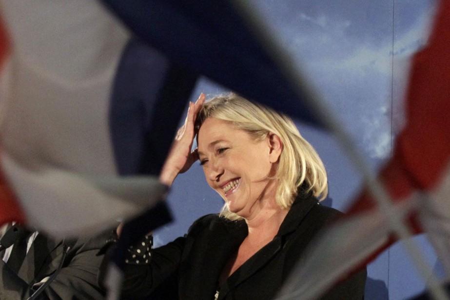 Marine Le Pen, présidentedu Front national.... (Photo Archives Reuters)