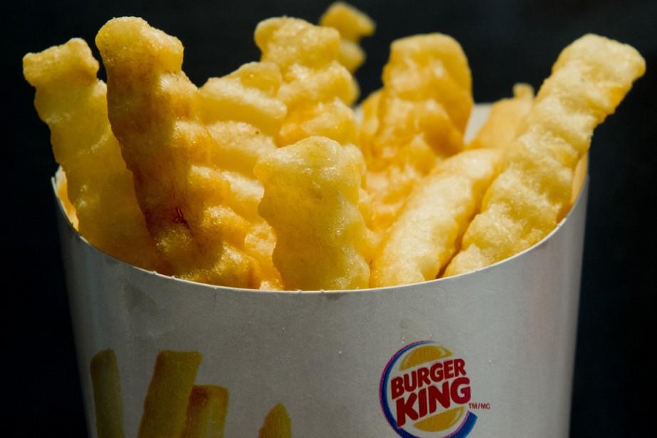 Le géant américain de la restauration rapide Burger... (PHOTO SAUL LOEB, AFP)
