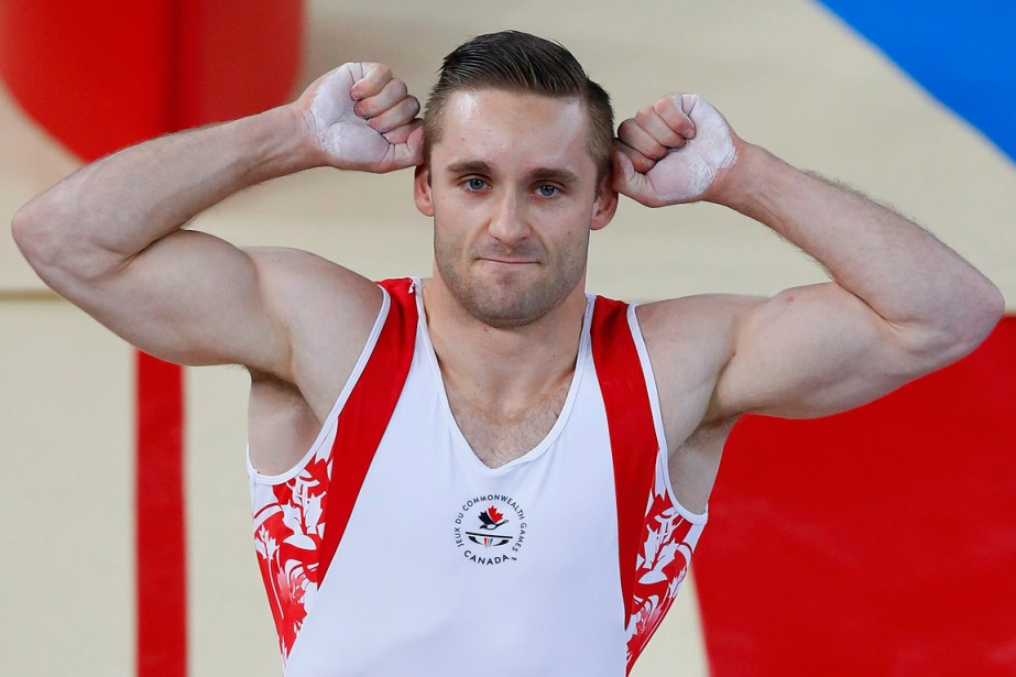 Le gymnaste canadien Scott Morgan a remporté la... (Photo Phil Noble, Reuters)