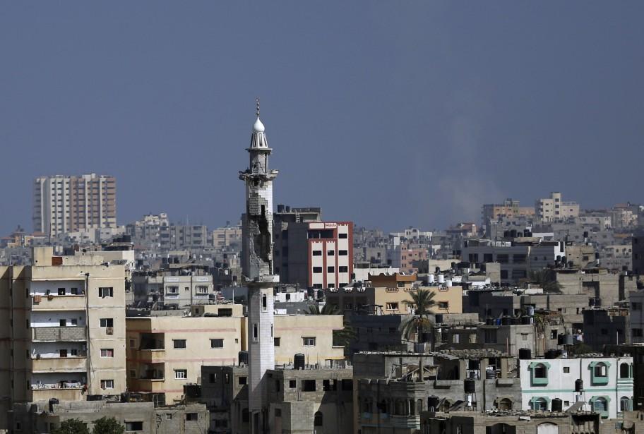 Même si les attaques israéliennes ont suscité l'indignation,... (Photo Associated Press)
