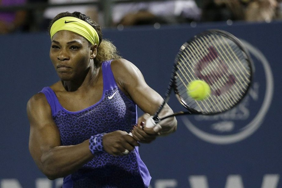Serena Williams... (Photo Jeff Chiu, AP)