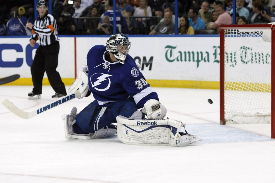 Ben Bishop... (Photo Kim Klement, USA Today)