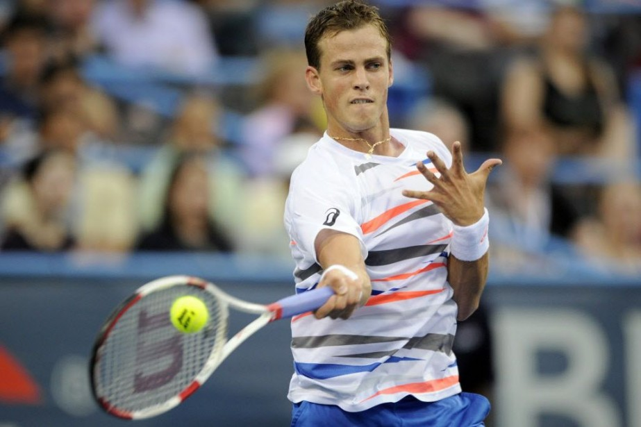 Vasek Pospisil... (Photo Nick Wass, AP)