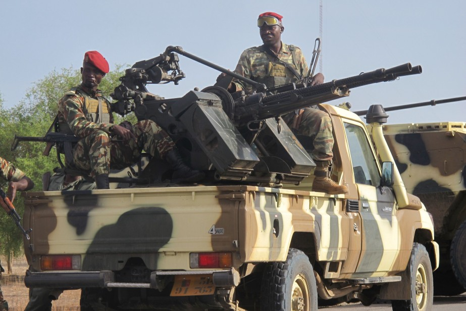 Le 27 juillet, des islamistes lourdement armés ont... (Photo Reinnier KAZE, AFP)